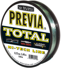 Previa Total  fishing line