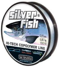 Silver Fish  fishing line