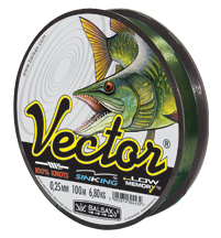 Vector  fishing line
